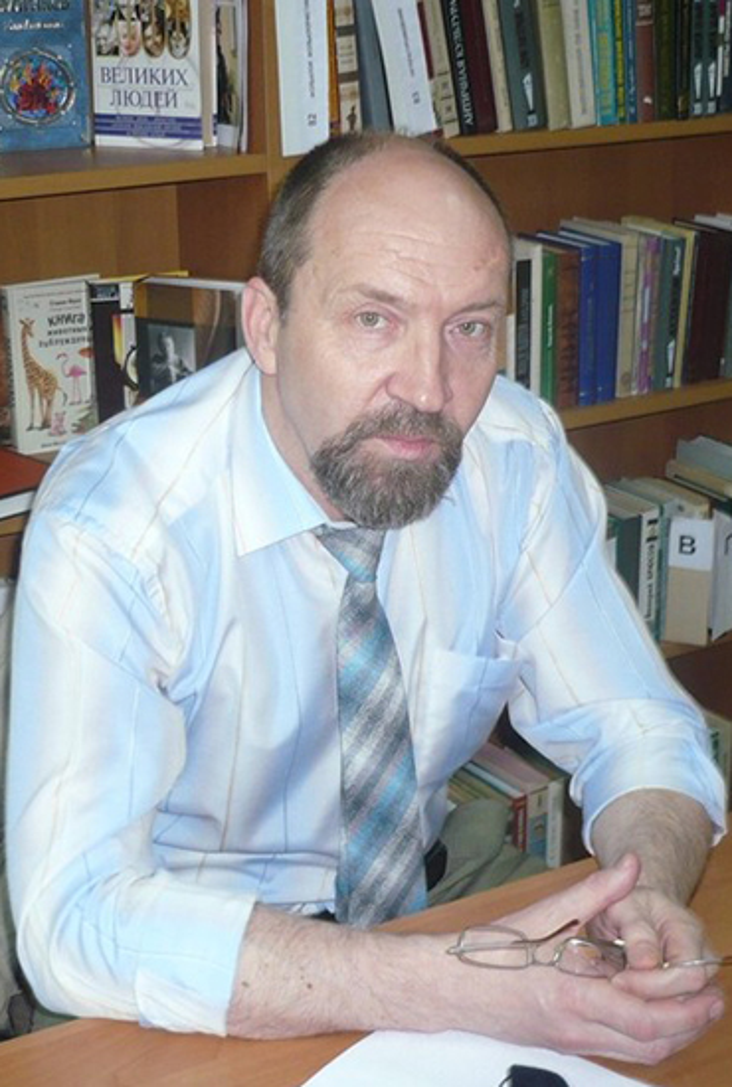 Сергеев Валерий Васильевич