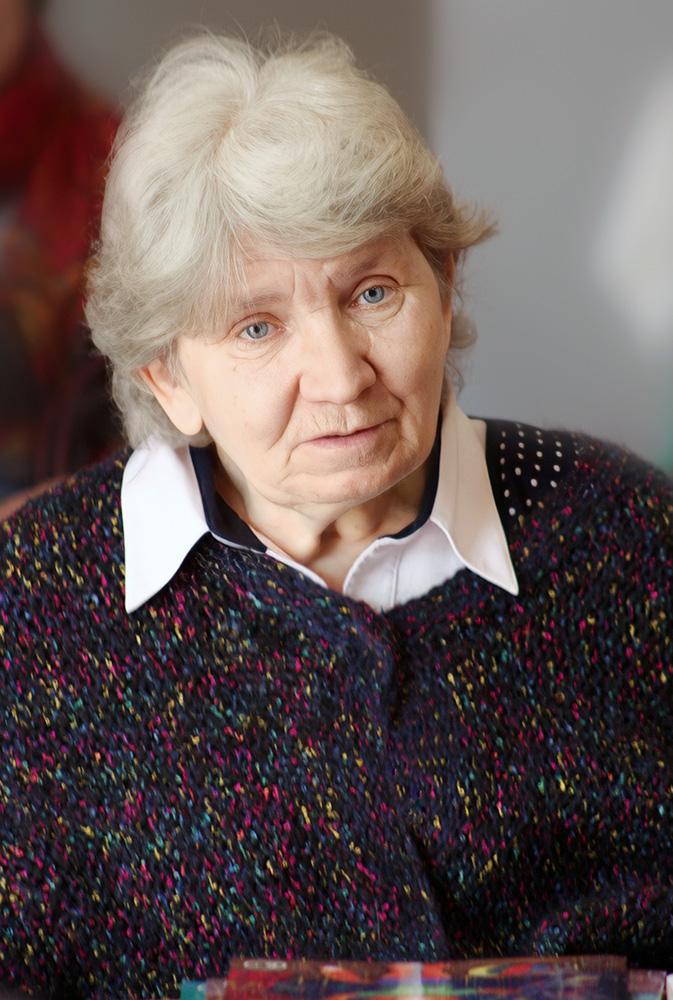 Тихонова Тамара Борисовна